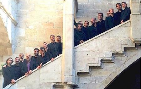El Cor d'Homes enceta etapa a Igualada a l'Església del Roser