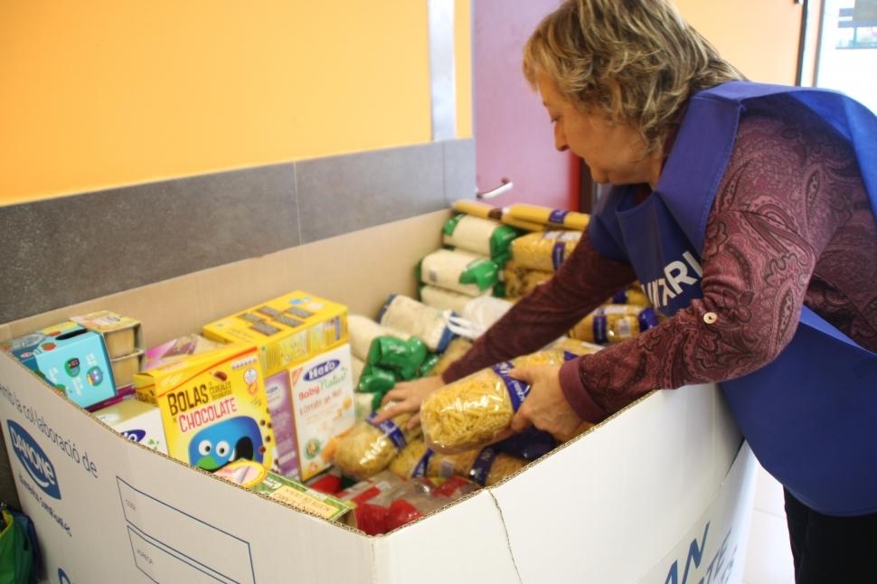 El Gran Recapte supera les 4.000 tones d'aliments - anoiadiari·cat
