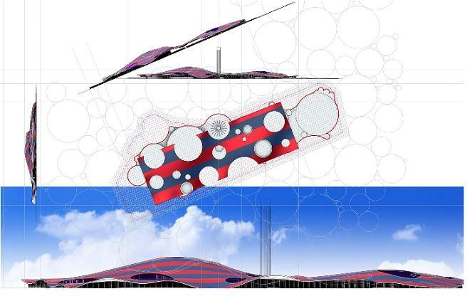 Imatge del projecte 'Barça World'