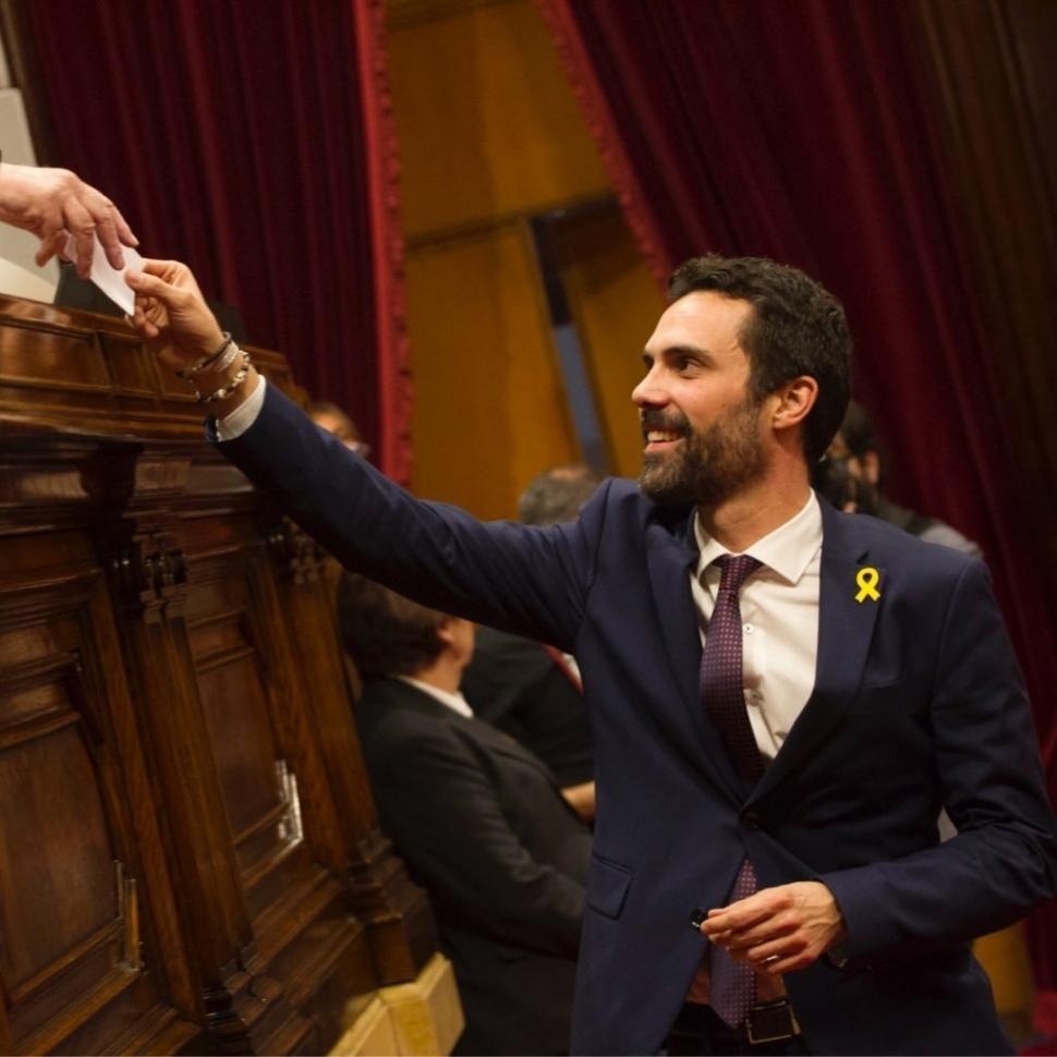 El president de la cambra, en una imatge recent