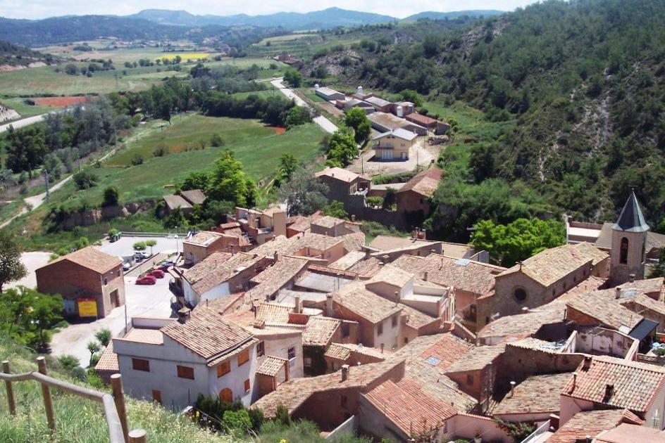 Castellfollit de Riubregós ha estat el primer municipi en aprovar el suport