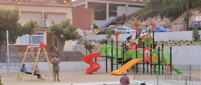 El Parc de Pinedes, un dels espais que es millorarà