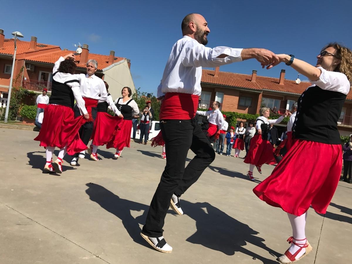 Els balls tradicionals han estat els altres protagonistes.