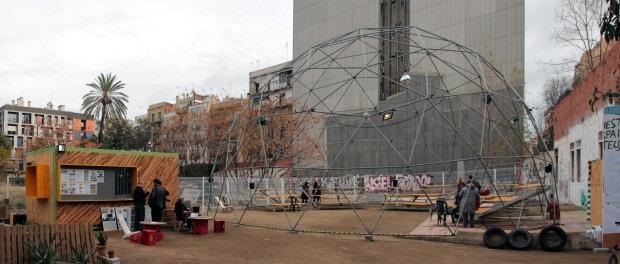 Espai Germanetes (Recreant Cruïlles). Autor: Carles Baiges, LaCol. Font: http://www.arquitectura-politica.org/?p=648