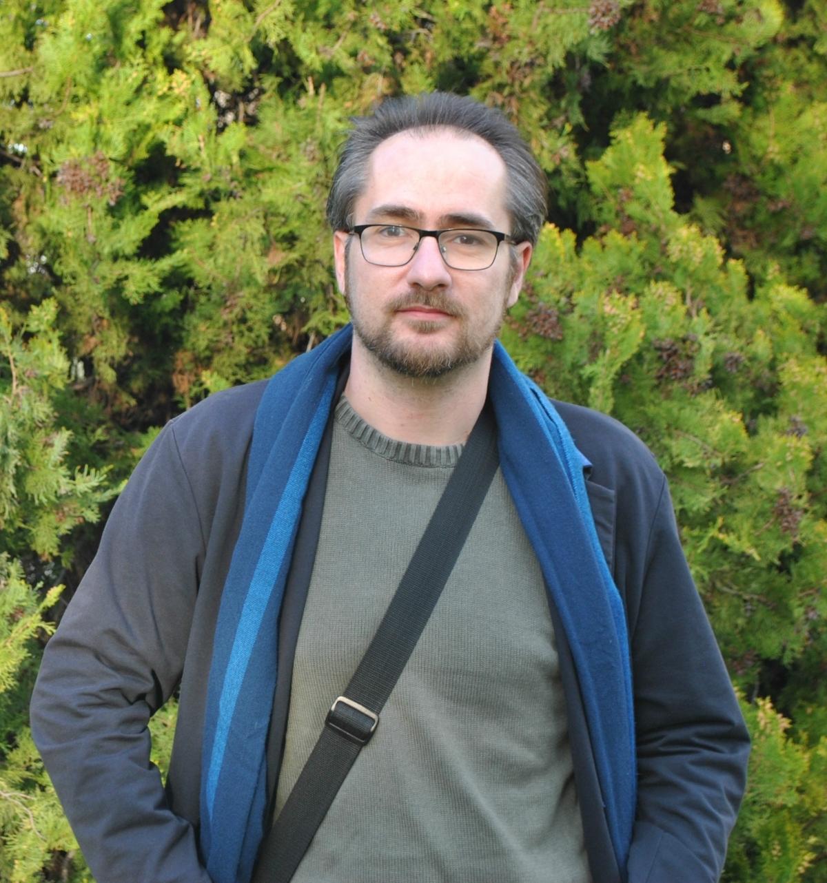 Gerard Freixes, creador audiovisual igualadí