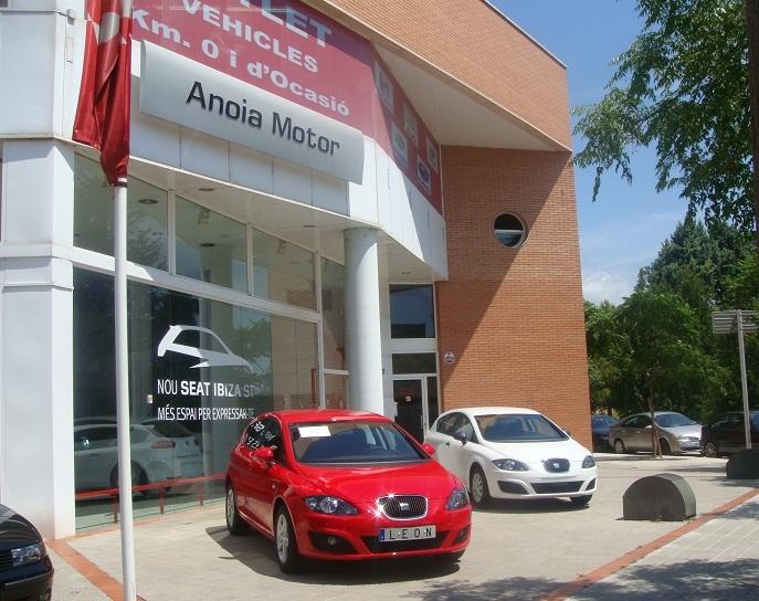 El sector automobilístic està en procés de canvi