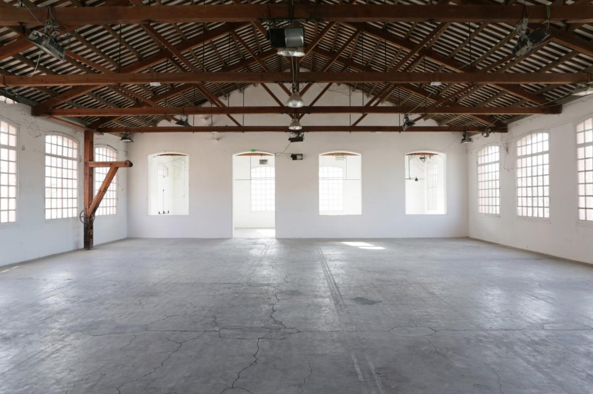 La Sala de les Encavallades, una de les àrees que es renova