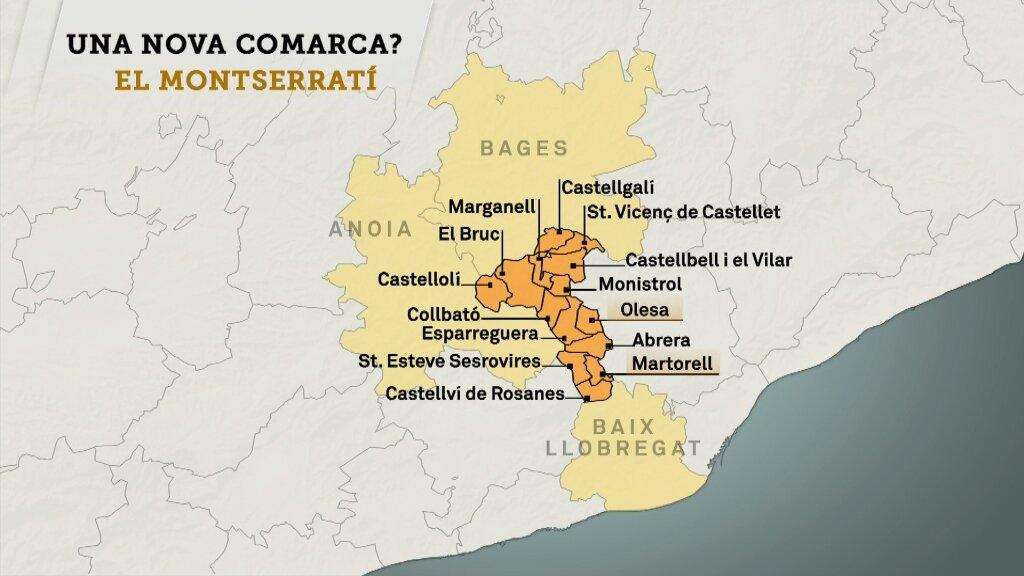 Una de les propostes de la fesomia de la comarca FONT: TV3