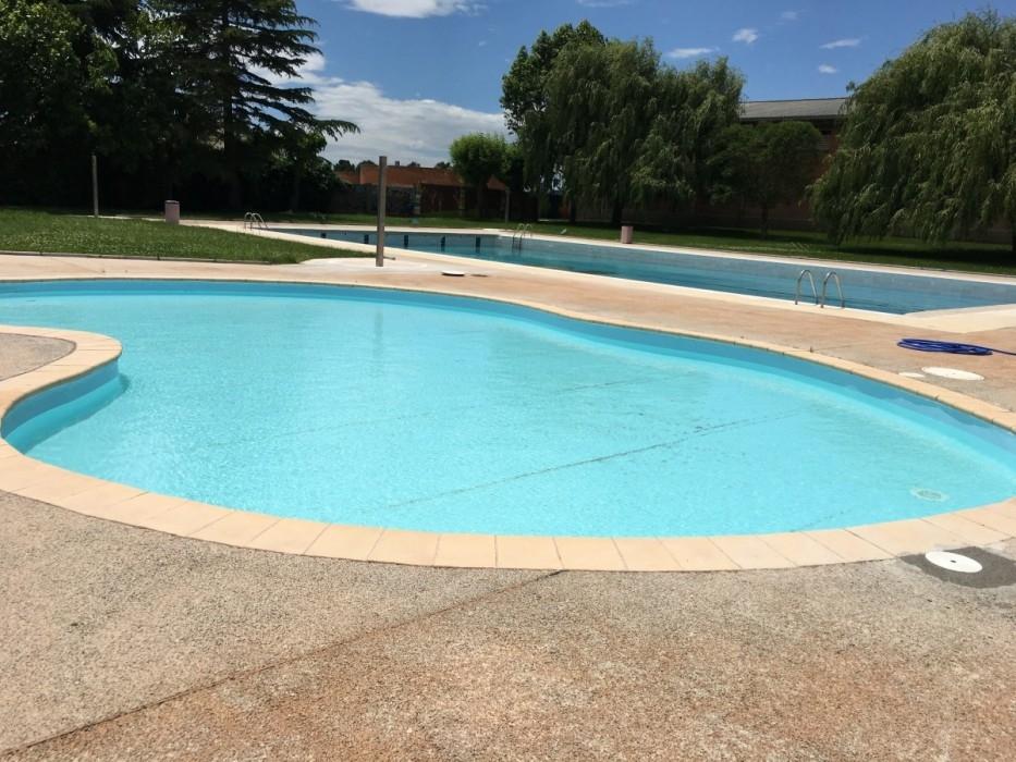 La piscina de Calaf