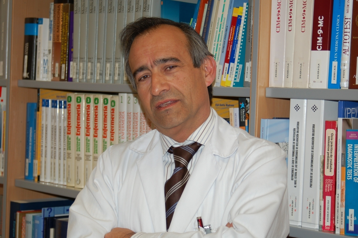 Josep Maria Bausili, de l'Hospital d'Igualada