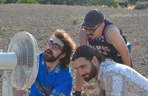 Tres amics i un ventilador: 'Som el que som'
