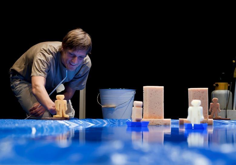 H2O, de la companyia d'alemanya Helios Theater