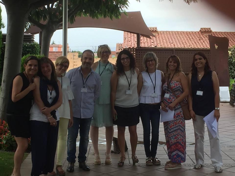 La presentació, a Mollerussa, amb la presència de representants igualadins