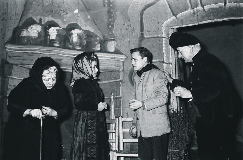 Imatge d'arxiu dels Pastorets de Calaf