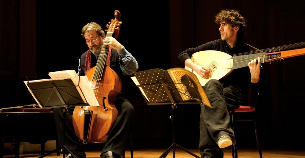 Jordi i Ferran Savall FOTO: Styryarte