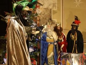 Els Reis d'Orient, a Capellades (Foto: Ajuntament de Capellades)