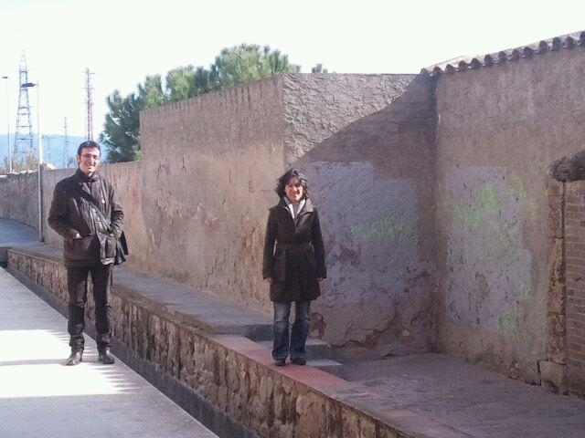Manel Caro i Maite Pérez, de 'Amics del Rec'