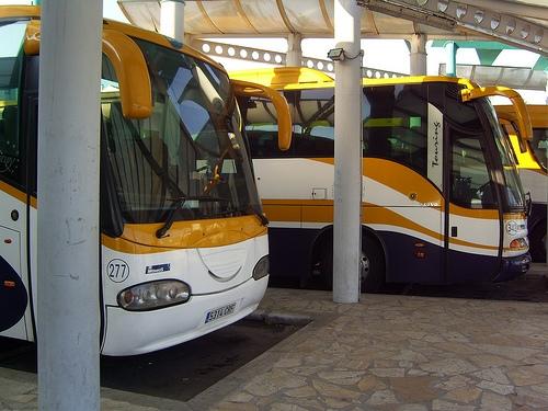 Estació d'autobusos