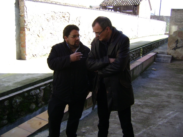 Oriol Solà i Joan Torras, al Rec