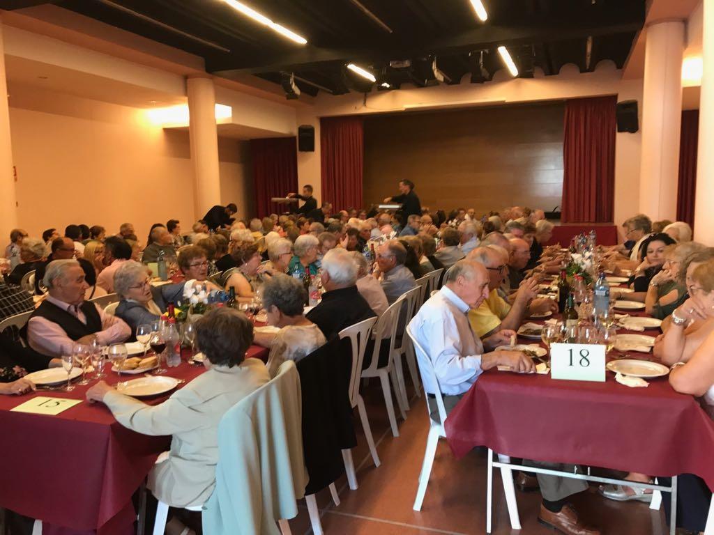 Una de les activitats del Casal d'Avis de Vallbona