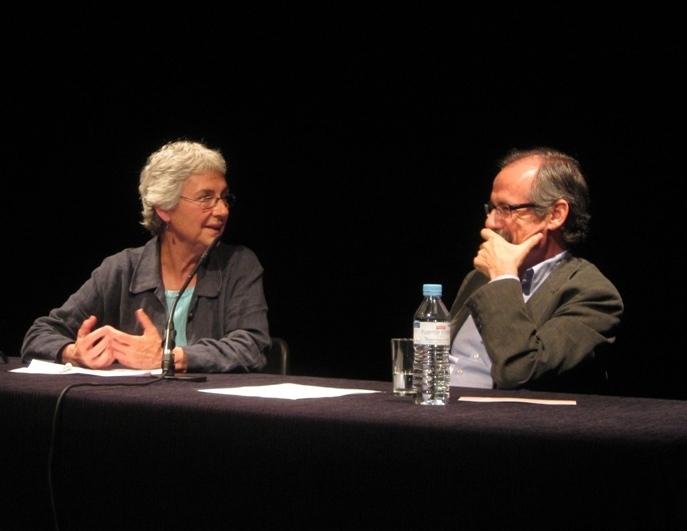 Muriel Casals i Antoni Dalmau