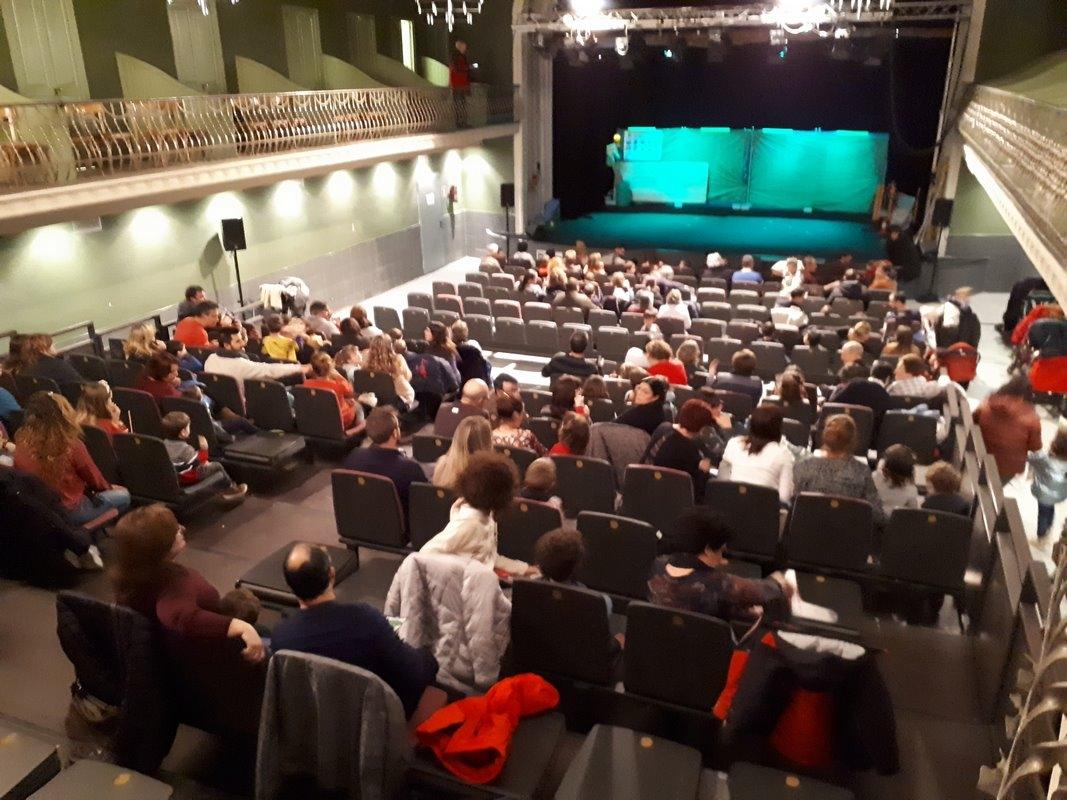 El Teatre la Lliga, escenari de 'Baobab'