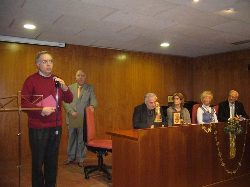 Jordi Pla autor del treball guanyador - Foto: Martí Ferran