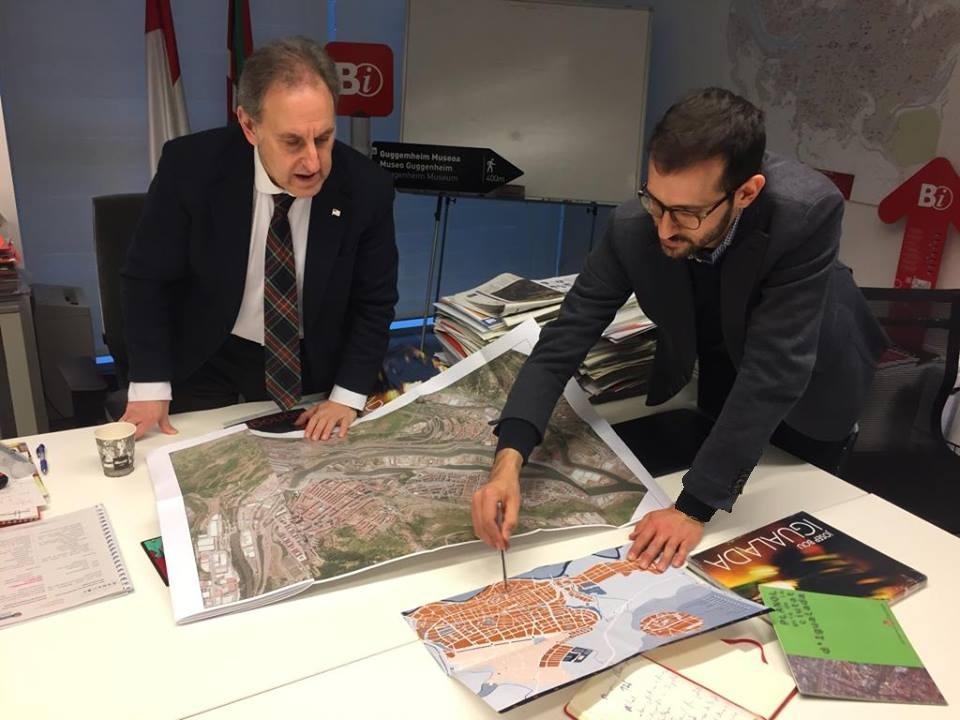 La visita de Cuadras a Bilbao, mesos enrere