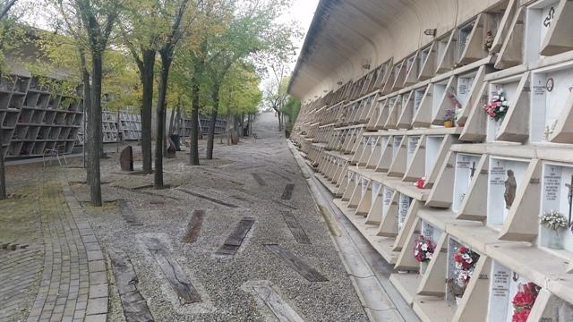 El Parc-Cementiri Nou FOTO: Ràdio Igualada