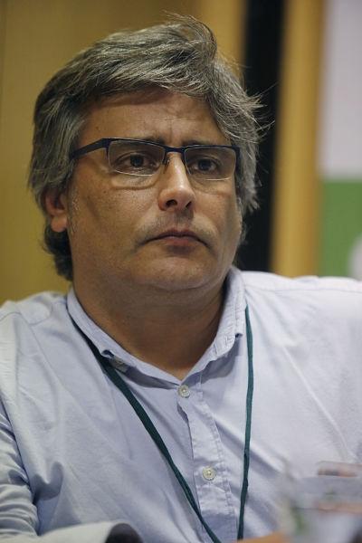 El professor Josep Manel Gazo