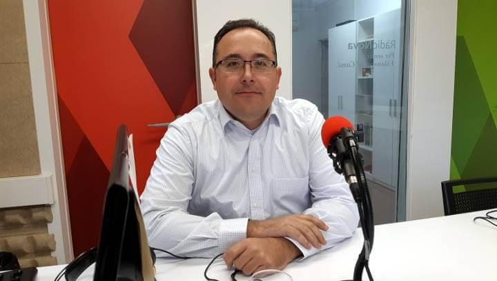 El regidor Cividanes, encara al govern