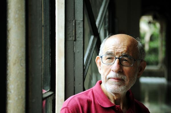 Joan Solà, professor de lingüística des del 1966
