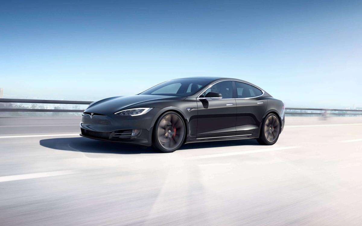 El model S de Tesla