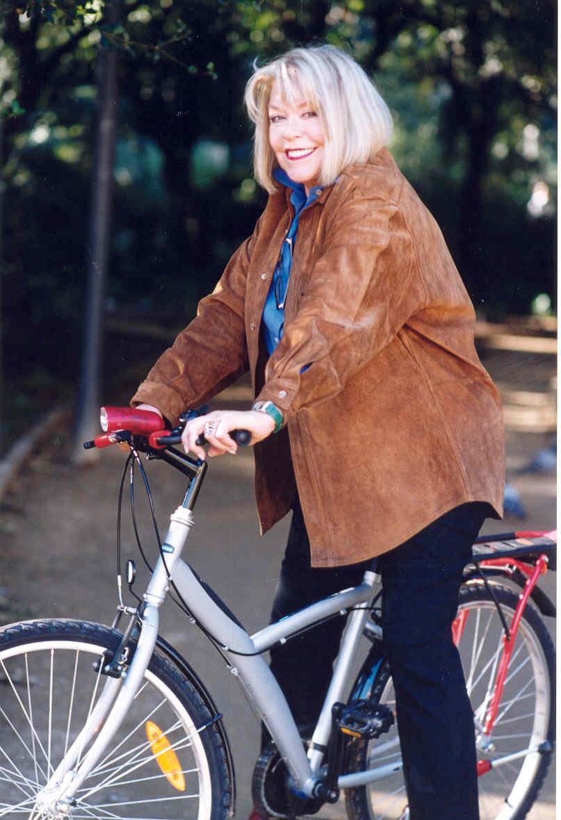 Amb 80 anys, Teresa Gimpera és una