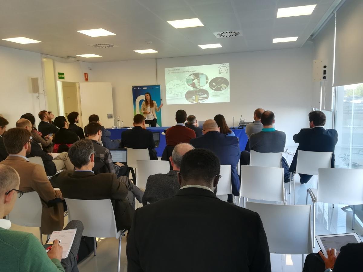 La reunió, la setmana passada, a Castellolí