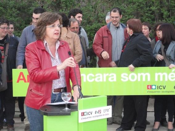 Montserrat Mateu formarà part de l'Ajuntament