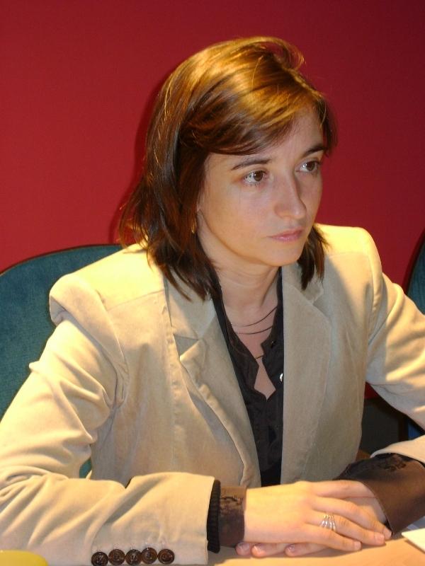 Marina Llansana, diputada al Parlament