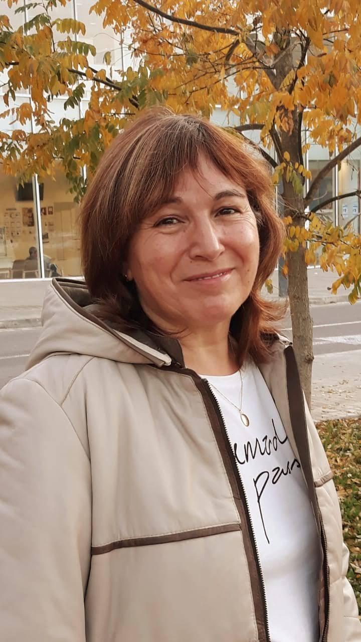 La candidata montbuienca d'ERC