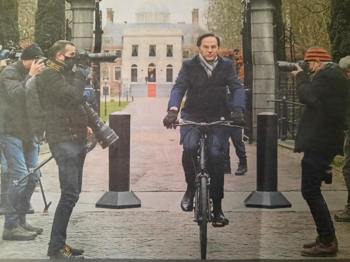 Mark Rutte (Foto: La Vanguardia)