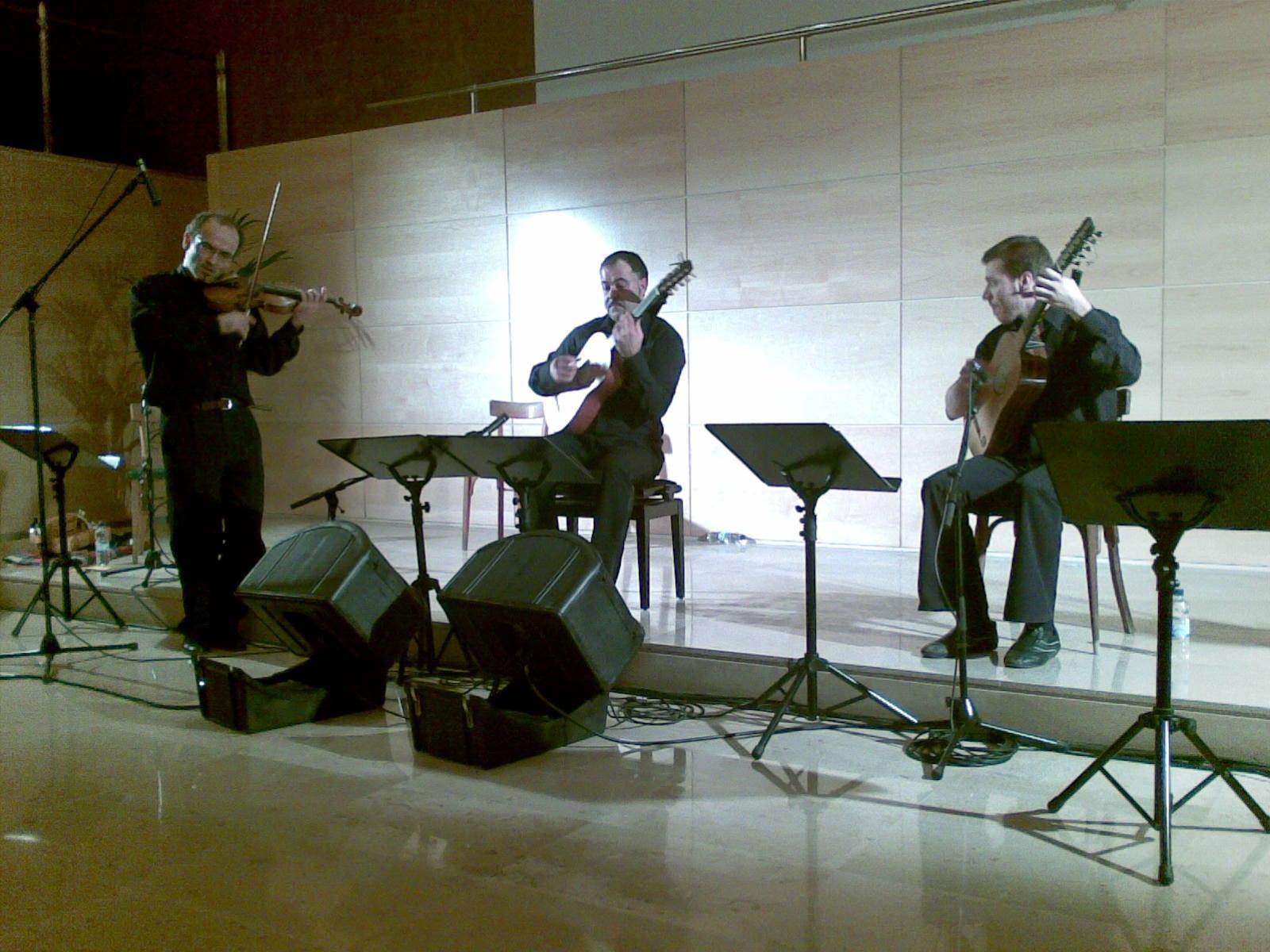 Concert de presentació a Igualada