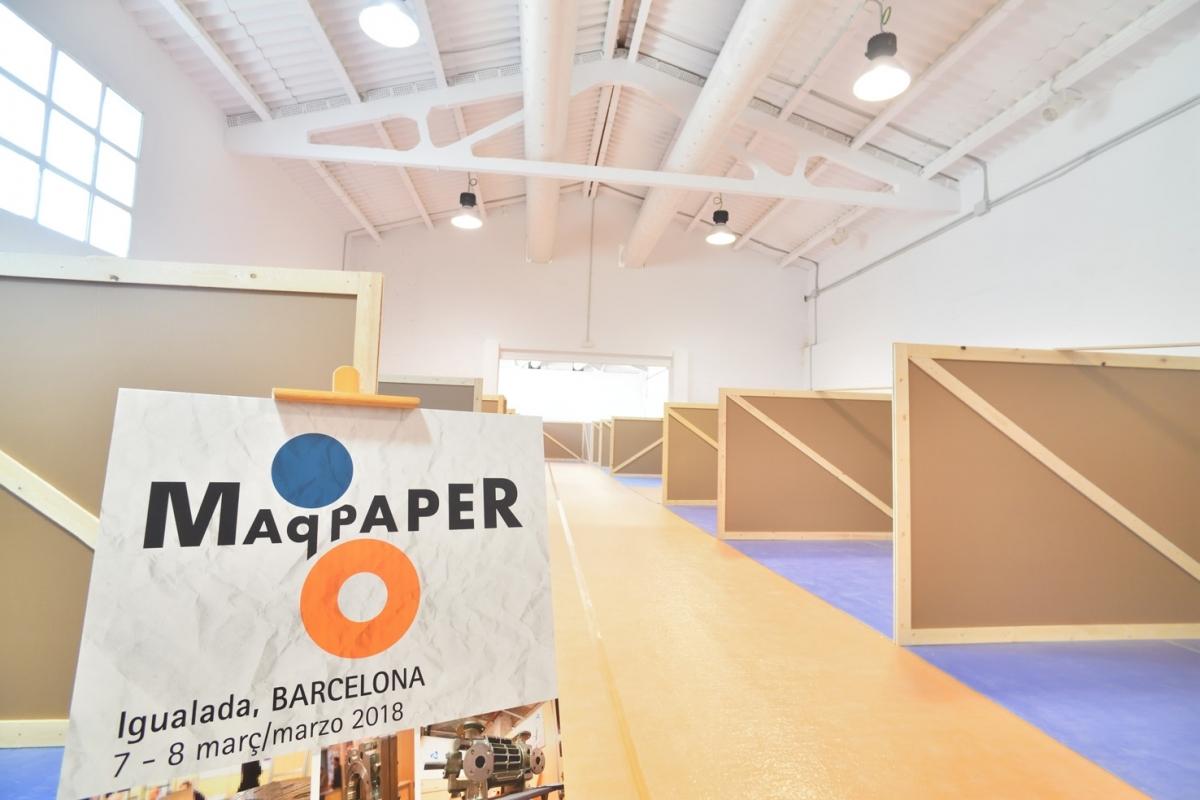 Maqpaper troba un nou escenari a l'Escorxador