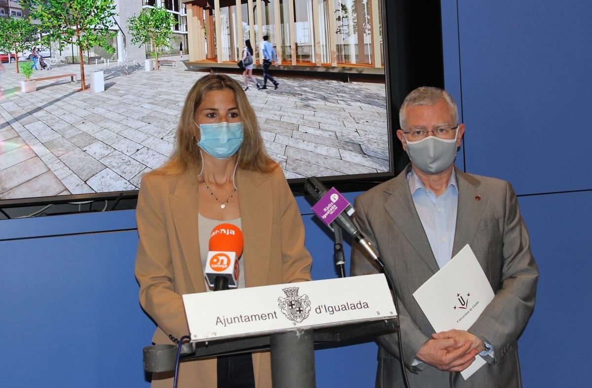 Carner i Capdevila, al Saló de Comissions