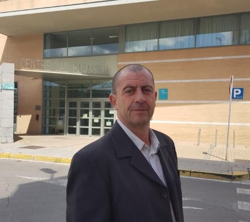 Merino, candidat de C's a Vilanova
