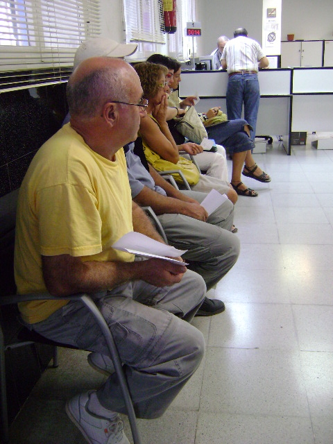 Alta desocupació a l'Anoia