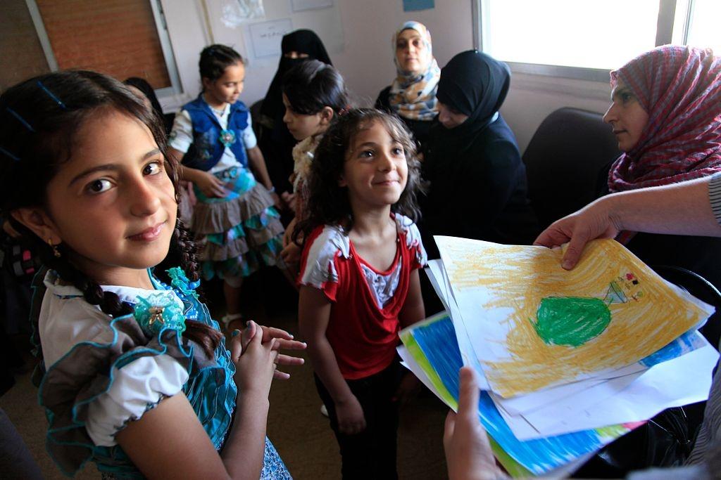 Milers de refugiats sirians s'estan repartint per tot el món
