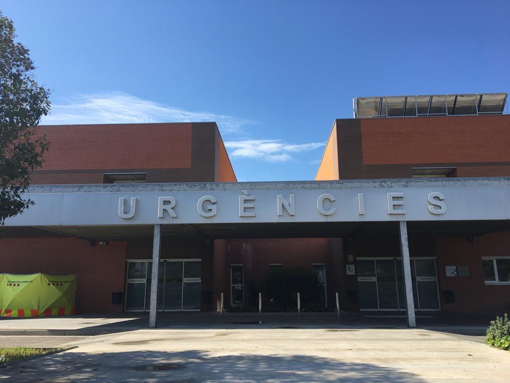 L'accés a Urgències a Igualada