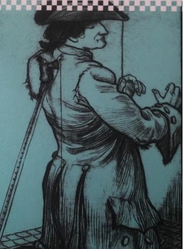 Porta d''Els viatges de Gulliver', una de les traduccions que va fer