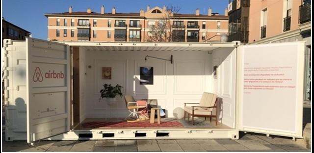 L'espai Airbnb a Cal Font