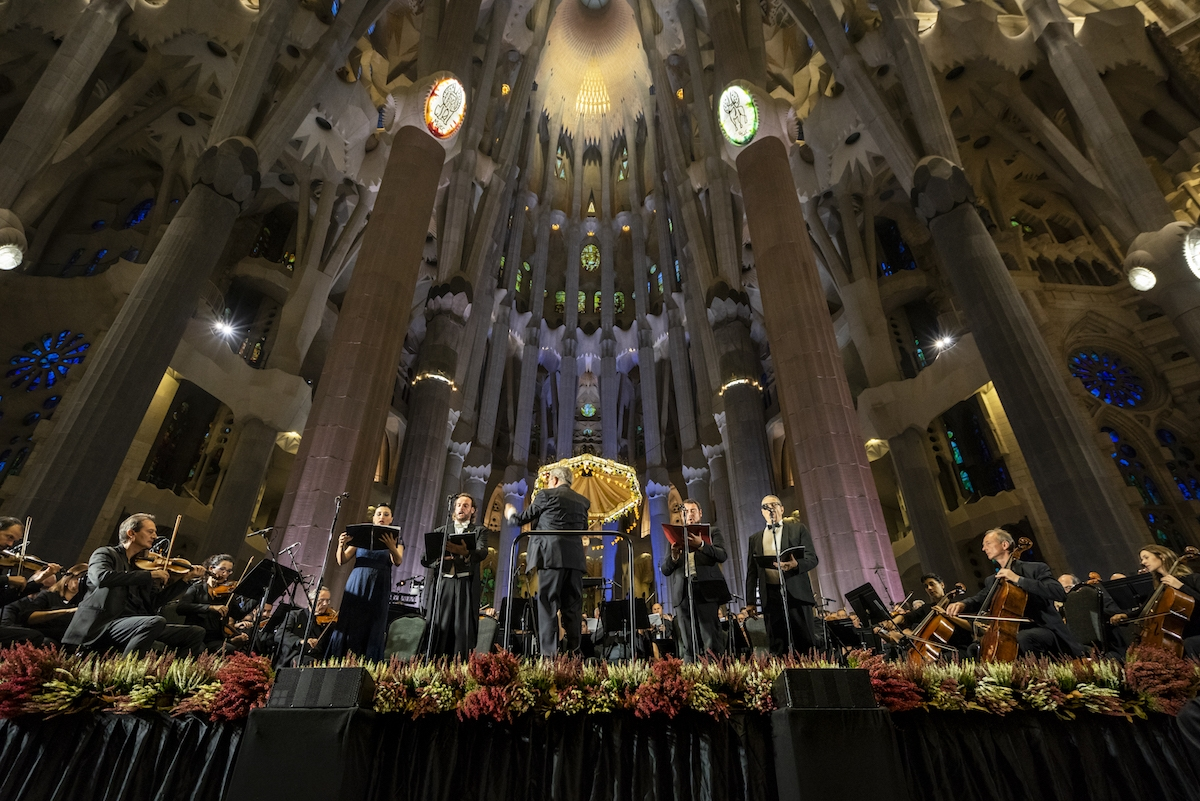 La interpretació d''Episcopus' a la Sagrada Família