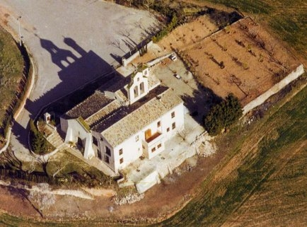Imatge d'arxiu de Santa Maria de Miralles